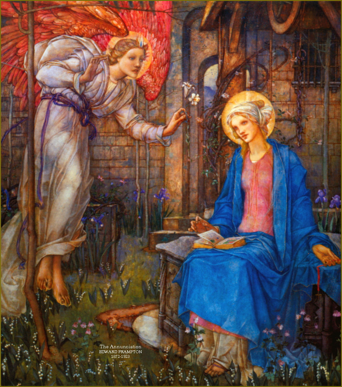 Famous Painting Of The Annunciation