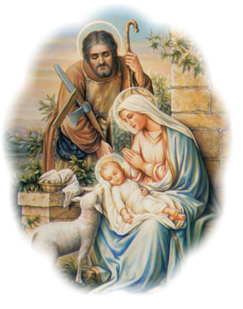 holy family clipart - photo #5