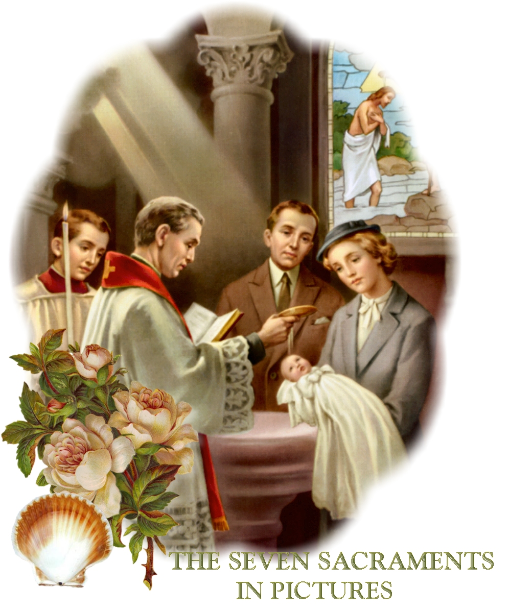 the process of baptism according to the roman catholic and baptist church Bible baptist publications  the plain truth about the roman catholic church letter size tract, tri-fold  according to the catholic church, this is where jesus.