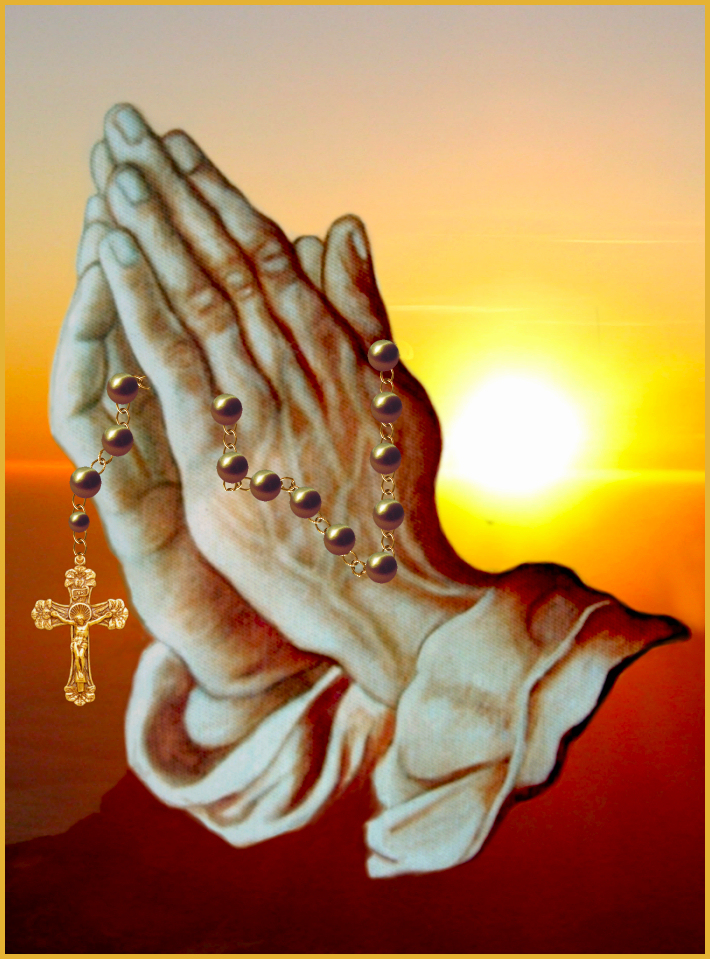 My Catholic Pages: OCTOBER - MONTH OF THE HOLY ROSARY  My Catholic Pag...