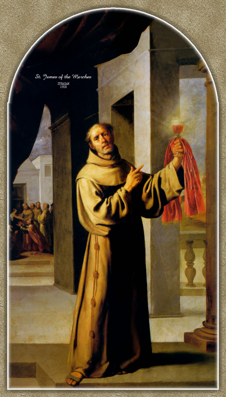 ST. JAMES of the Marches