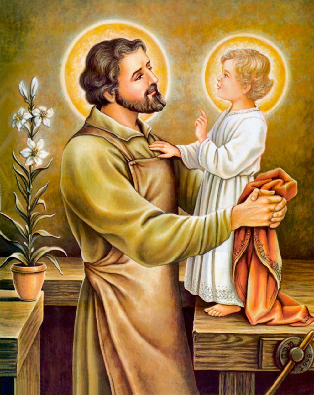 CATHOLIC TRADITION: ST. JOSEPH