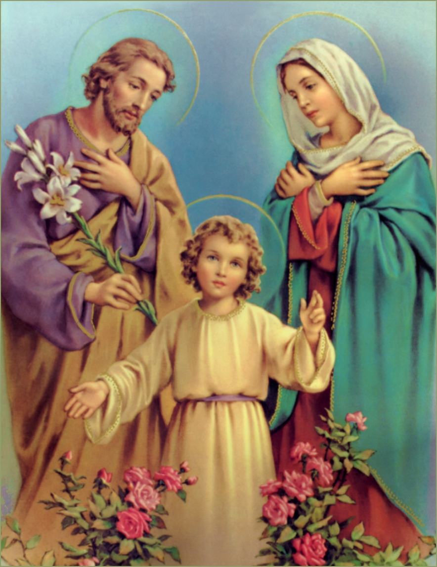 CATHOLIC TRADITION: ST. JOSEPH