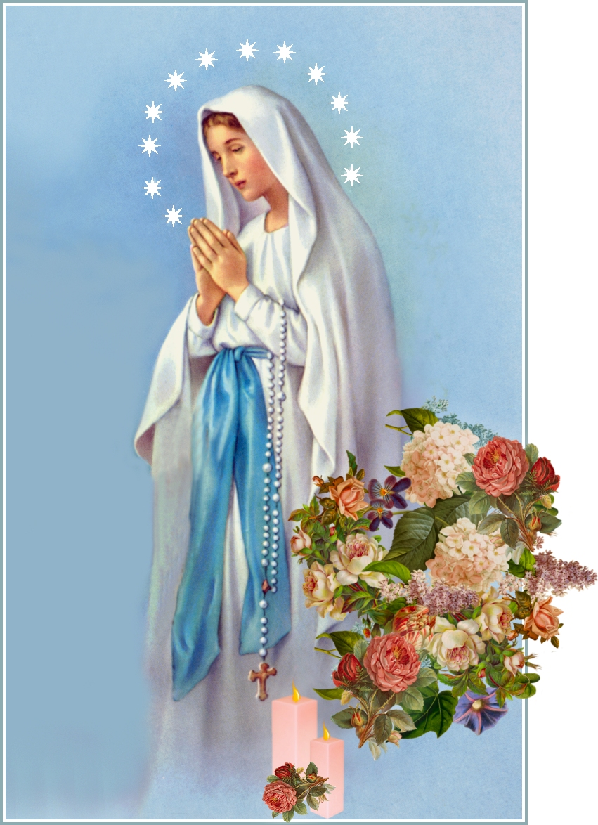 About Our Lady of Lourdes