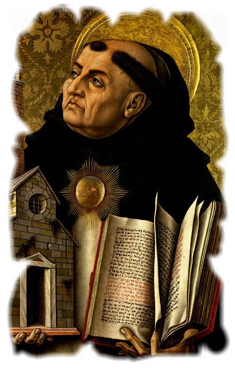 ST.  TOMÁS DE AQUINO