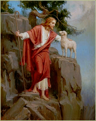 THE GOOD SHEPHERD BY CHAMBERS